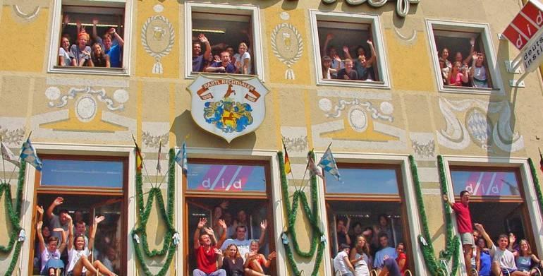 Almanya Yaz Kampları 8-17 Yaş Gruplar